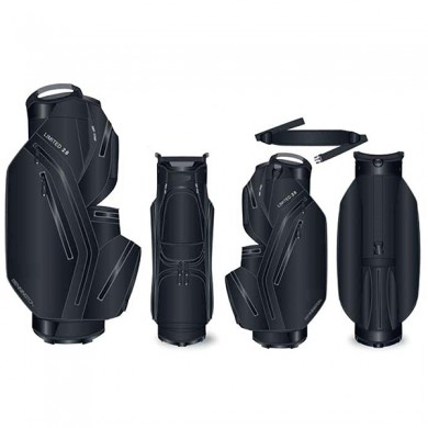 Bennington Cart Bag LIMITED 2.0 FO14 SERIES Water Resistant Black
