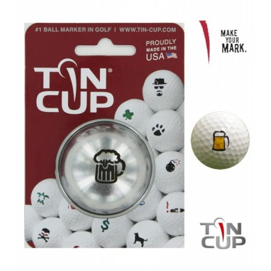Tin Cup Logo Series 19th Hole