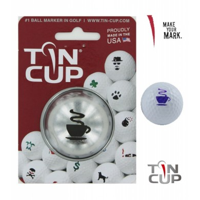 Tin Cup Logo Series BreakFast Ball