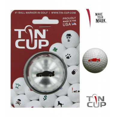 Tin Cup Logo Series Drive For Show