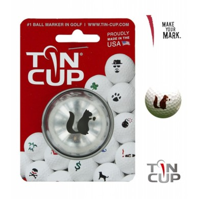 Tin Cup Logo Series Go Nuts