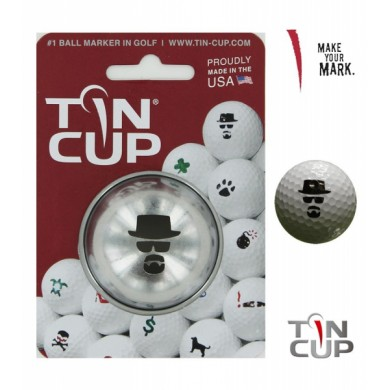 Tin Cup Logo Series Incognito