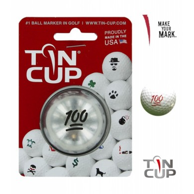 Tin Cup Logo Series Max Effort