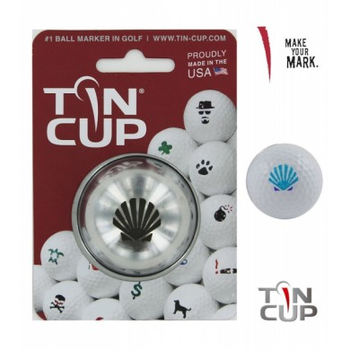 Tin Cup Logo Series Sand Trap