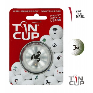Tin Cup Logo Series Scorpion