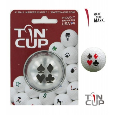 Tin Cup Logo Series Vegas Nights