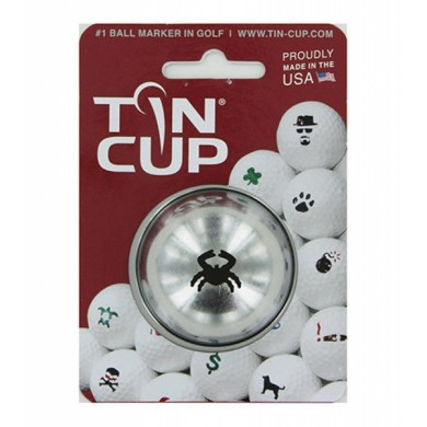 Tin Cup Logo Series Chakespeak