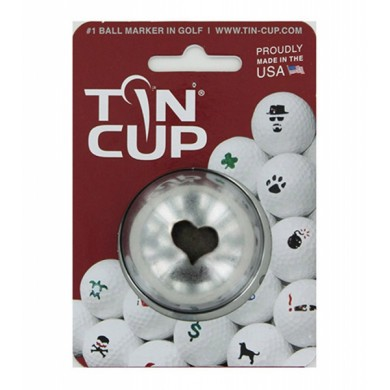 Tin Cup Logo Series Kiss Me