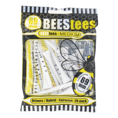 BEEStees - 69mm - Pack 20