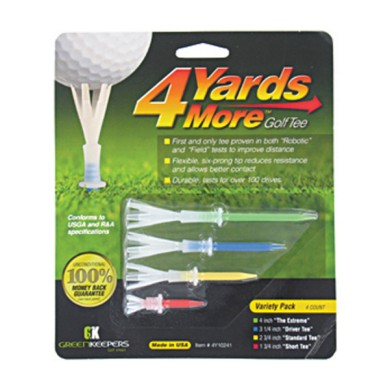 GOLF TEE 4YDS  MORE - Variety Pack
