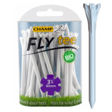 CHAMP FLY TEES  XL 3/4 83mm