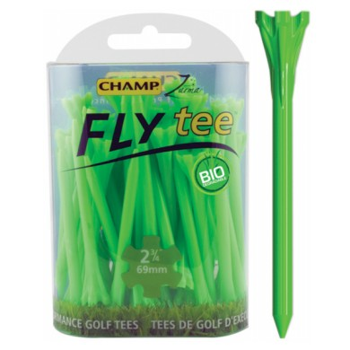 CHAMP FLY TEES 2 3/4 INCH GREEN 30