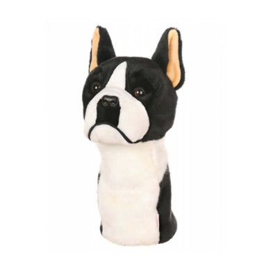 Driver Headcovers Daphne's Boston Terrier
