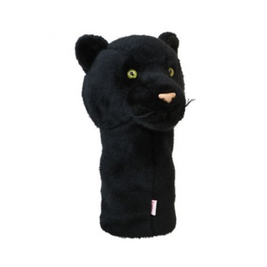 Driver Headcovers Daphne's Black Panther