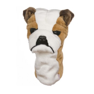 Driver Headcovers Daphne's Bulldog