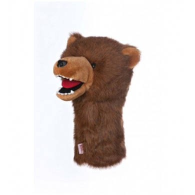 Driver Headcovers Daphne's Grizzly Bear