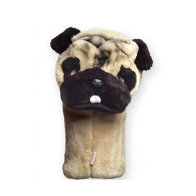 Driver Headcovers Daphne's Pug