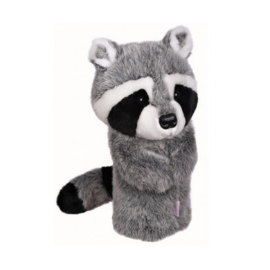 Driver Headcovers Daphne's Raccoon