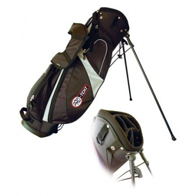 PRO-TEKT SLIM JIM STAND BAG BLACK/BLACK