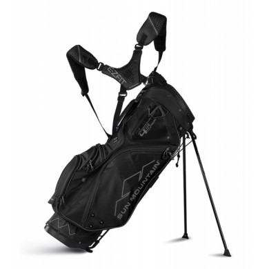 Sun Mountain 2018 Four-5 LS 14-Way Stand Bag Black
