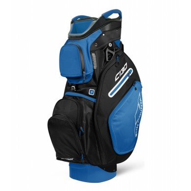 Sun Mountain 2018 C-130 Cart Bag Cobalt/Black