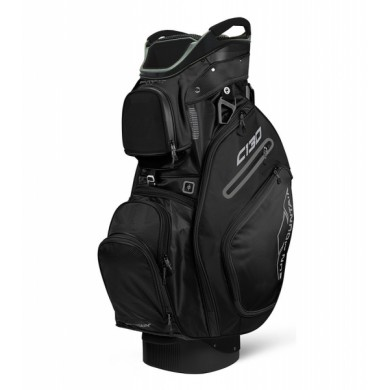 Sun Mountain 2018 C-130 Cart Bag Black