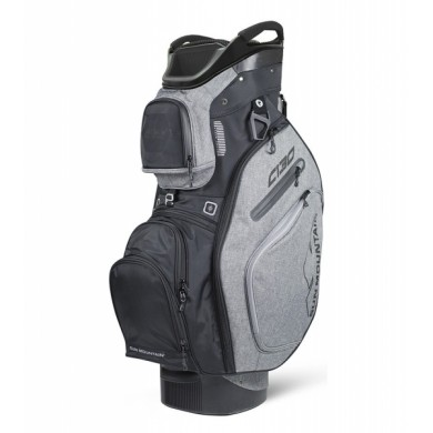 Sun Mountain 2018 C-130 Cart Bag Black/Charcoal