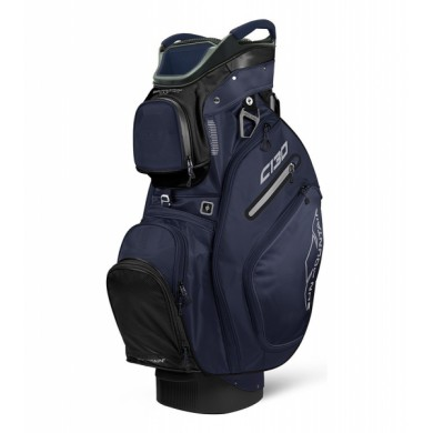 Sun Mountain 2018 C-130 Cart Bag Black/Navy
