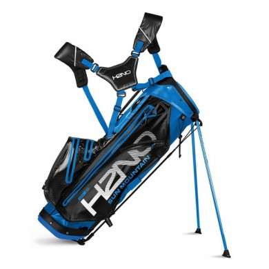 Sun Mountain 2018 H2NO Lite Stand Bag Cobalt/Black