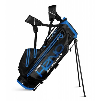 Sun Mountain 2018 H2NO Superlite Stand Bag Black/Cobalt