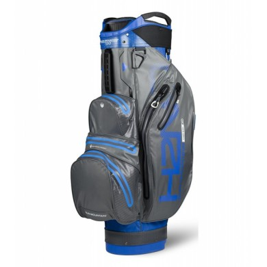 Sun Mountain 2018 H2NO Lite Cart Bag Cobalt/Gunmetal
