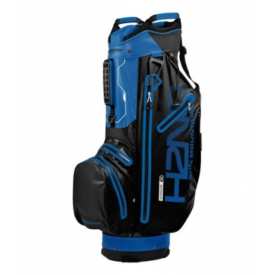 Sun Mountain 2018 H2NO Superlite Cart Bag Black/Cobalt