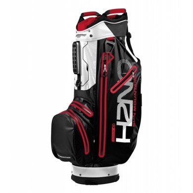 Sun Mountain 2018 H2NO Superlite Cart Bag Black/White/Red