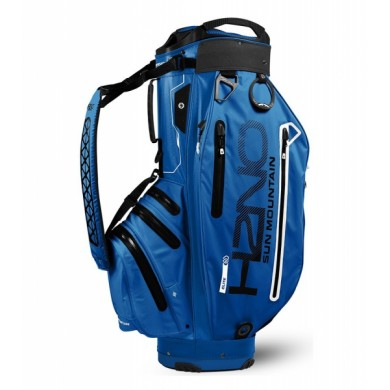Sun Mountain 2018 H2NO Elite Cart Bag Cobalt/Black
