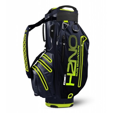Sun Mountain 2018 H2NO Elite Cart Bag Navy/Flash