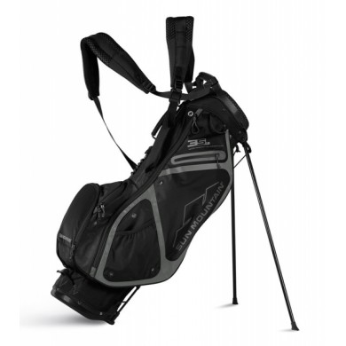 Sun Mountain 2018 Three 5 LS Stand Bag Black