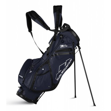 Sun Mountain 2018 Three 5 LS Stand Bag Navy