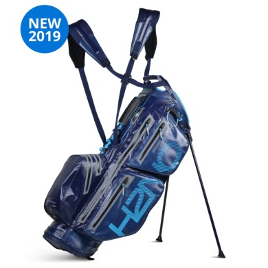 Sun Mountain 2019 H2NO PRO 14-Way Stand bag STD DUSK-NAVY-ICE