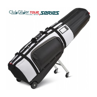 Sun Mountain Travel cover CLUB GLIDER TOUR SERIES Black/White