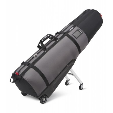 Sun Mountain Travel cover CLUB GLIDER JOURNEY Black/Gunmetal