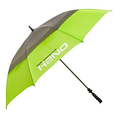 SunMountain H2NO 68 Umbrella Lime/Grey