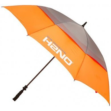 SunMountain H2NO 68 Umbrella Orange/Grey