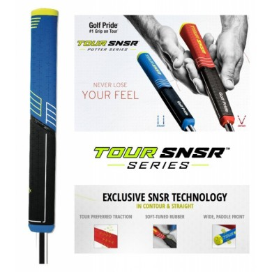 SNSR STRAIGHT 140 BLACK/BLUE LEFT
