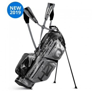 Sun Mountain 2019 H2NO PRO 14-Way Stand bag STD CHARCOAL-BLK