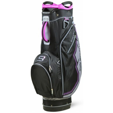 SunMountain Series 1 lady cart gray/black/orchid