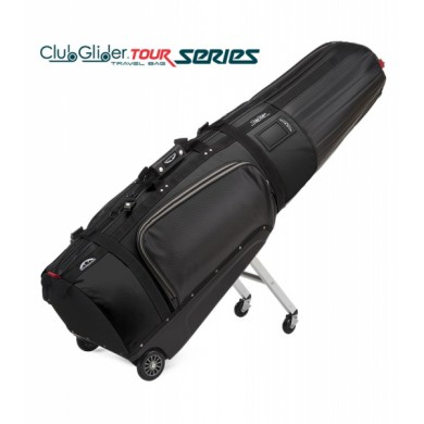 Sun Mountain Travel cover CLUB GLIDER TOUR SERIES Black