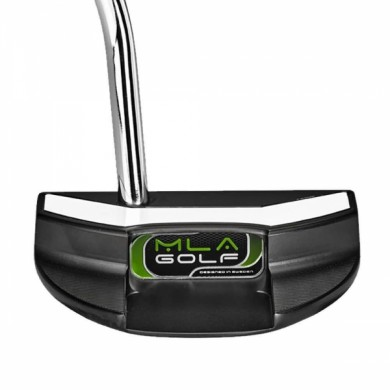 Putter MLA Tour series Tour Mallet RH, green, 34""