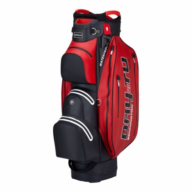 Bennington Cart Bag Dry 14+1 TOUR Waterproof Red/Black/White