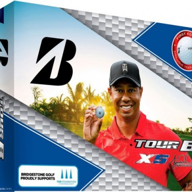 Golfové míče Bridgestone Tour B XS Limited Edition