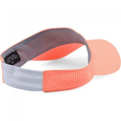 Under Armour dámský golfový kšilt Links Visor Orange, UNI